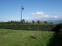 Founex à proximité de Genève, magnifique appartement avec vue lac.